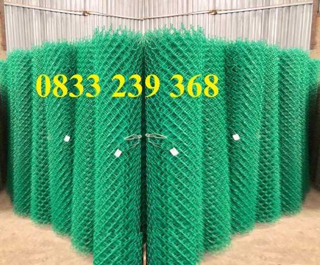 Lưới thép B40 mạ kẽm và bọc nhựa ô 50x50, 60x60 khổ 2m, 2,2m2