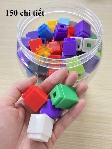 Đồ chơi lego mini dành cho bé mầm non vui chơi, giải trí, phát triển trí tuệ18