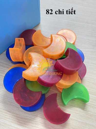 Đồ chơi lego mini dành cho bé mầm non vui chơi, giải trí, phát triển trí tuệ16