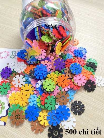 Đồ chơi lego mini dành cho bé mầm non vui chơi, giải trí, phát triển trí tuệ7