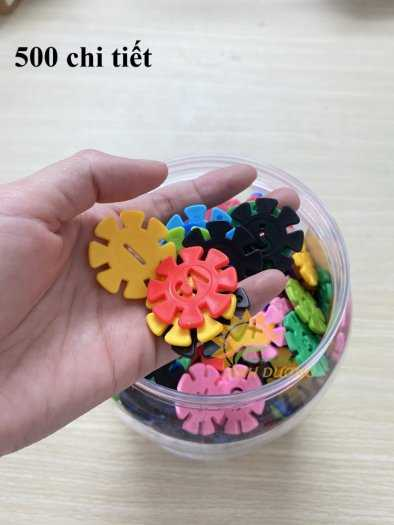 Đồ chơi lego mini dành cho bé mầm non vui chơi, giải trí, phát triển trí tuệ6