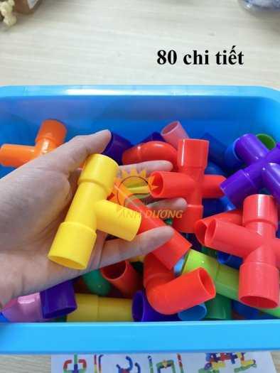 Đồ chơi lego mini dành cho bé mầm non vui chơi, giải trí, phát triển trí tuệ0