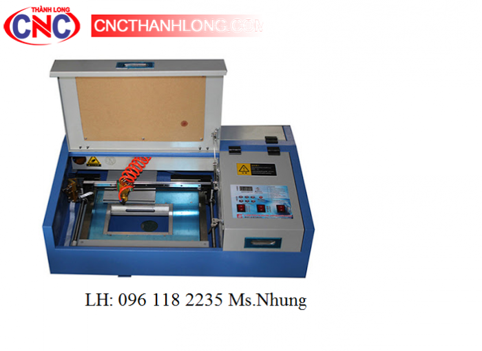 Máy laser 3020 mini khắc đồ lưu niệm0