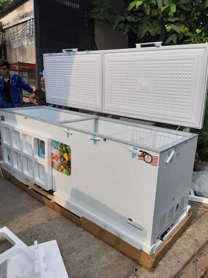 Tủ Đông Sumikura Skf-750s 1 Ngăn 750 Lít