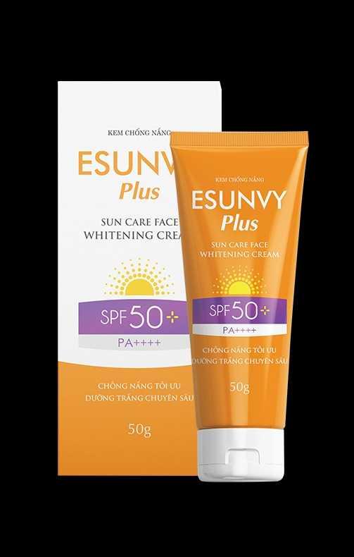 Kem chống nắng ESUNVY SPF 50+ PA ++++  C0