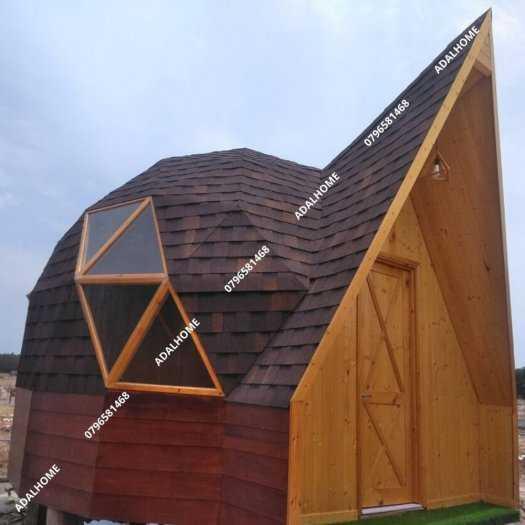 Ngói biutm cana và nhà gỗ, bungalow9