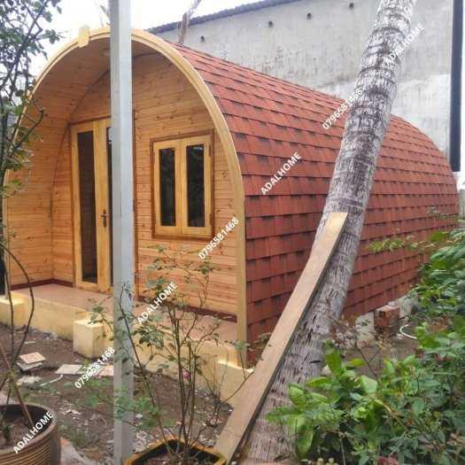 Ngói biutm cana và nhà gỗ, bungalow8