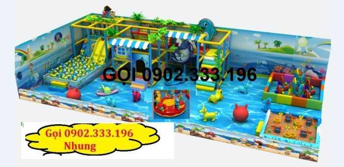 Chuyên cung cấp khu vui chơi trẻ em trong nhà