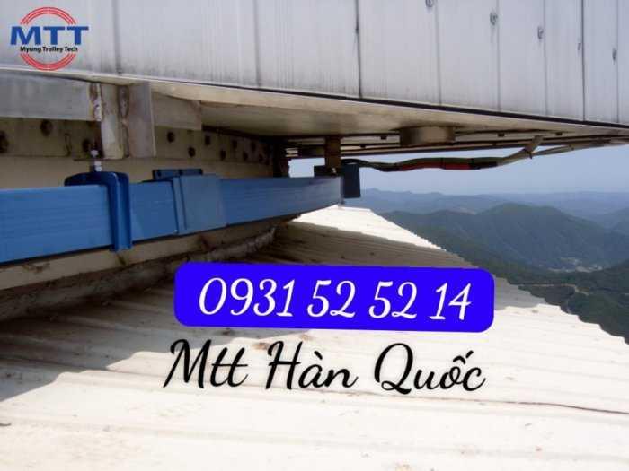 Ray Điện Cầu Trục 200a Hàn Quốc - Trolley Bar Myungshin71