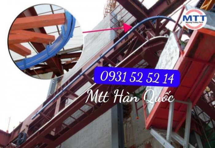 Ray Điện Cầu Trục 200a Hàn Quốc - Trolley Bar Myungshin70
