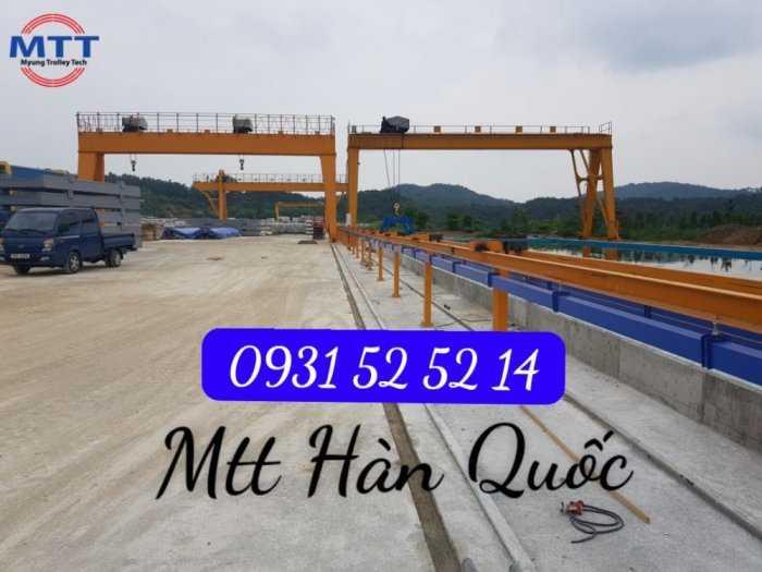 Ray Điện Cầu Trục 200a Hàn Quốc - Trolley Bar Myungshin46