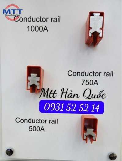 Ray Điện Cầu Trục 200a Hàn Quốc - Trolley Bar Myungshin34