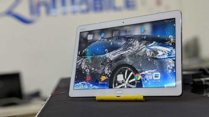 Máy tính bảng Huawei Mediapad M3 Lite 10 Full 4G+Wifi : 3 TRIỆU 450 NGHÌN2