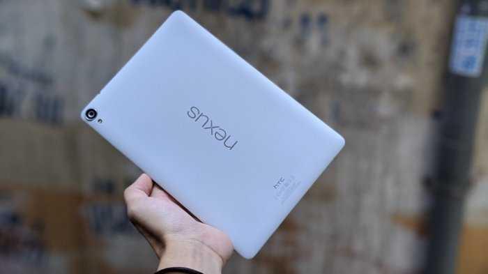 Máy tính bảng Google Nexus 97
