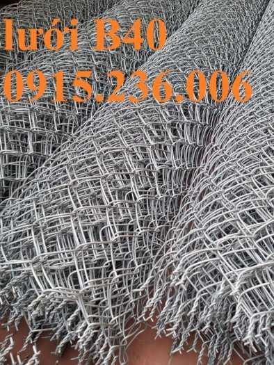 Lưới B40 mạ kẽm khổ 2m4 hàng sẵn kho giá tốt2