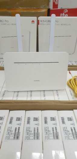 Bộ Router phát Wifi 4G Huawei B316-855 chuyên dụng chuẩn AC - Hỗ trợ 64 user3