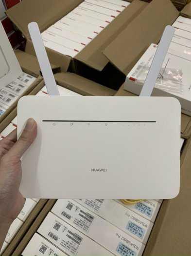 Bộ Router phát Wifi 4G Huawei B316-855 chuyên dụng chuẩn AC - Hỗ trợ 64 user2