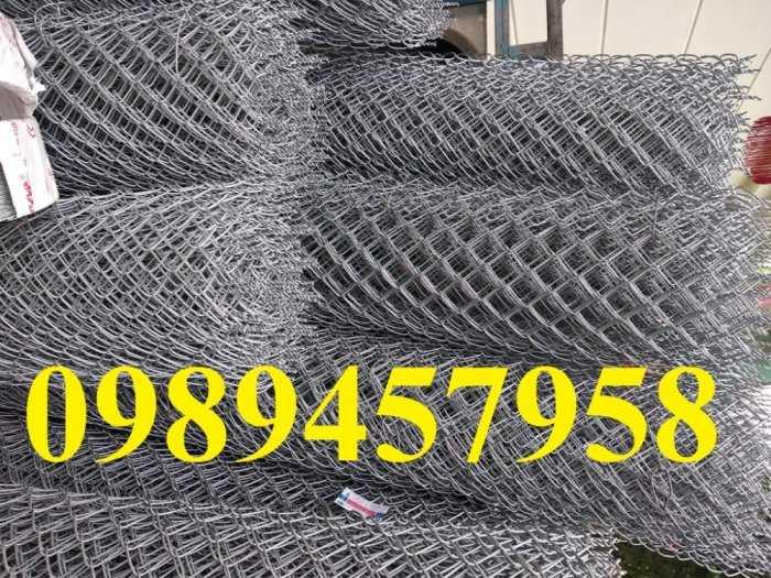 Lưới hàng rào B10, B20, B30, Hàng rào chăn nuôi mạ kẽm, Bọc nhựa 20x20, 30x3015