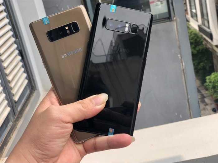 Samsung Galaxy Note 8 xách tay Hàn Quốc 2 sim0