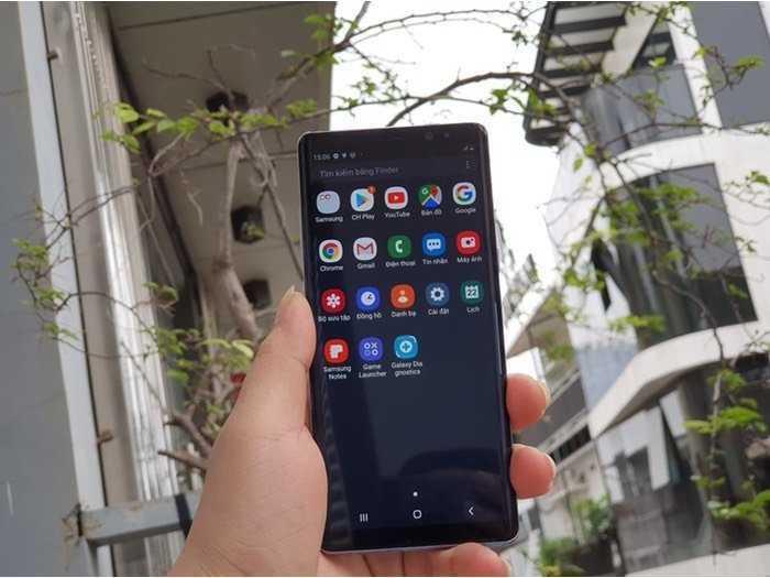 Samsung Galaxy Note 8 xách tay Hàn Quốc 2 sim1