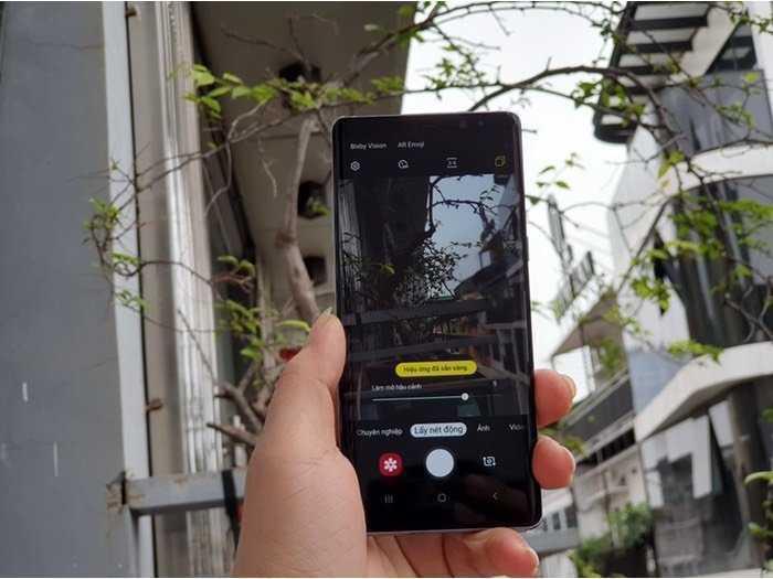 Samsung Galaxy Note 8 xách tay Hàn Quốc 2 sim2