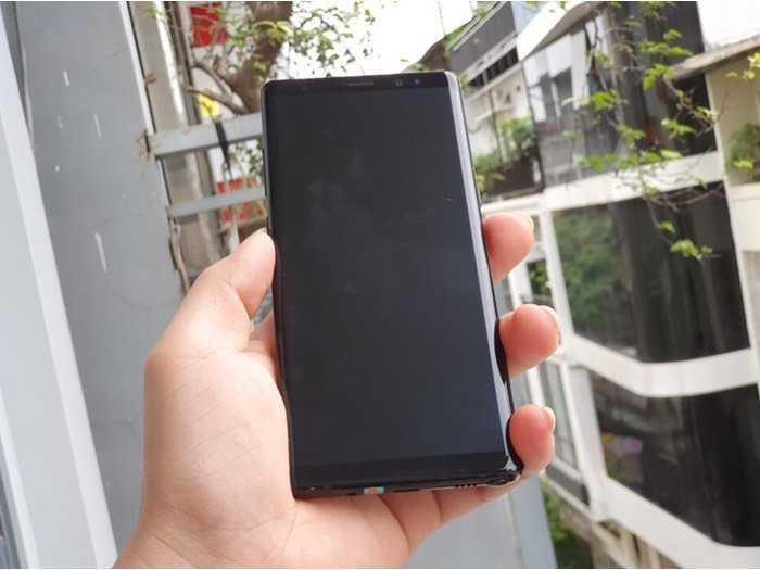 Samsung Galaxy Note 8 xách tay Hàn Quốc 2 sim3