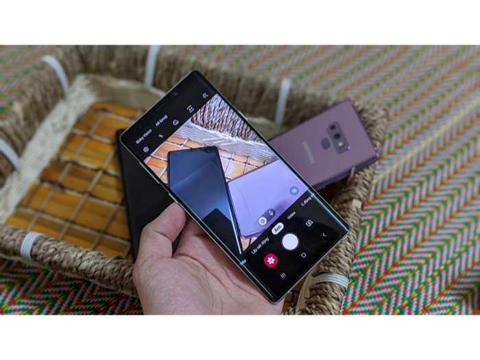 Samsung galaxy Note 9 2 sim cấu hình khủng 6/128gb hỗ trợ trả góp 0%1