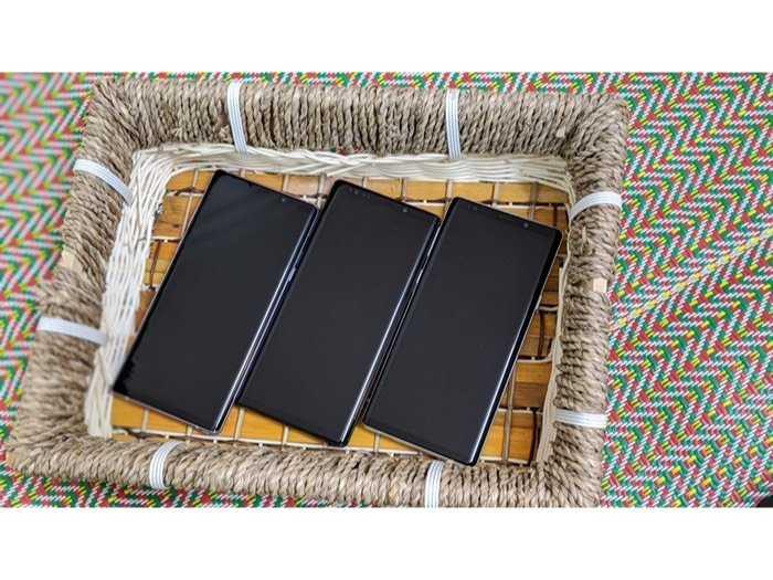 Samsung galaxy Note 9 2 sim cấu hình khủng 6/128gb hỗ trợ trả góp 0%3