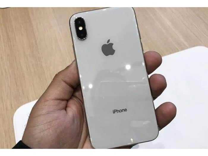 Iphone x 99% bao mới 64GB1