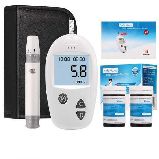 Bán máy đo đường huyết các loại giá rẻ nhất hà nội4