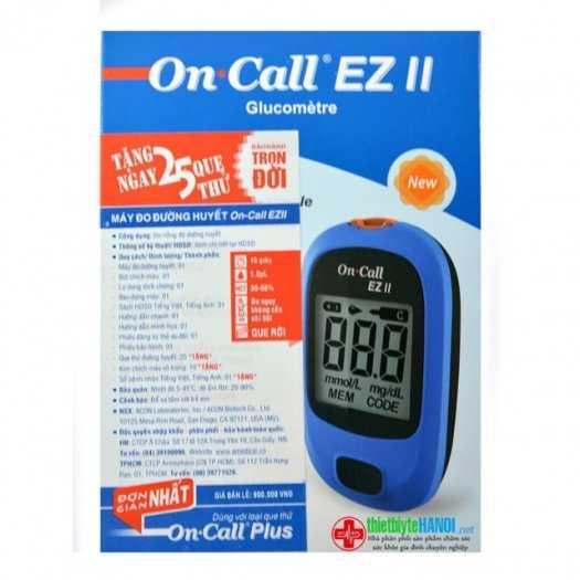 Bán máy đo đường huyết các loại giá rẻ nhất hà nội2