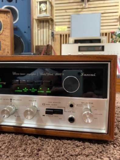 Ampli SANSUI 5000X ( power dính 320w)12