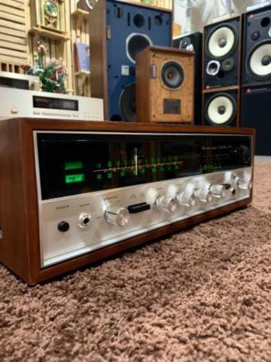Ampli SANSUI 5000X ( power dính 320w)9