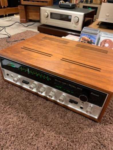Ampli SANSUI 5000X ( power dính 320w)8