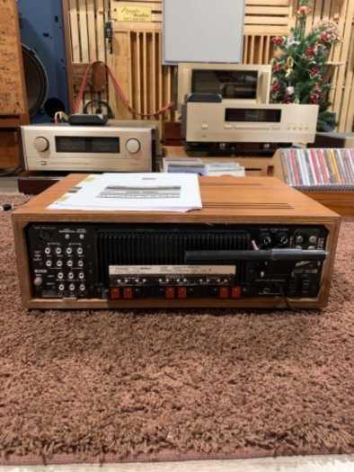 Ampli SANSUI 5000X ( power dính 320w)4