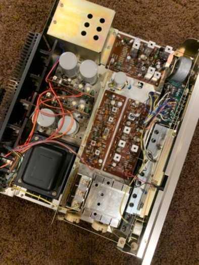 Ampli SANSUI 5000X ( power dính 320w)3