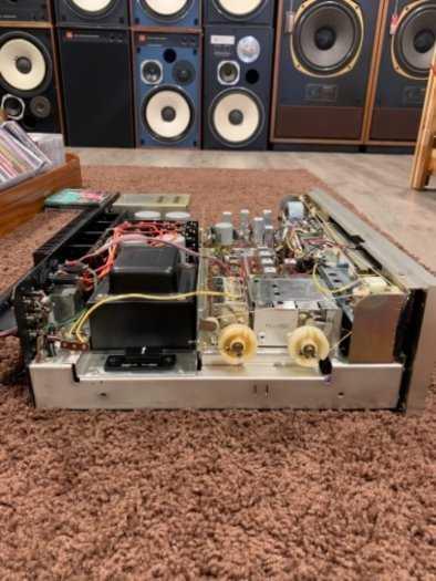 Ampli SANSUI 5000X ( power dính 320w)2