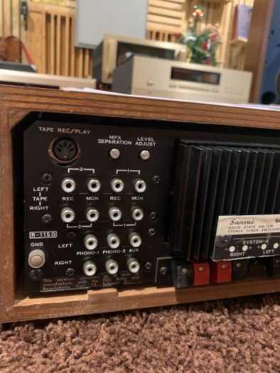 Ampli SANSUI 5000X ( power dính 320w)0