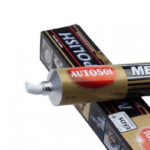 Kem Đánh Bóng Kim Loại Made In Germany Autosol 100g/75ml - Amig1004