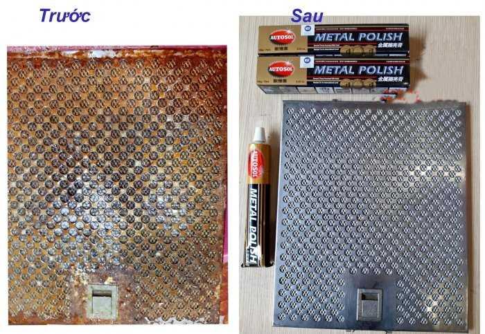 Kem Đánh Bóng Kim Loại Made In Germany Autosol 100g/75ml - Amig1000