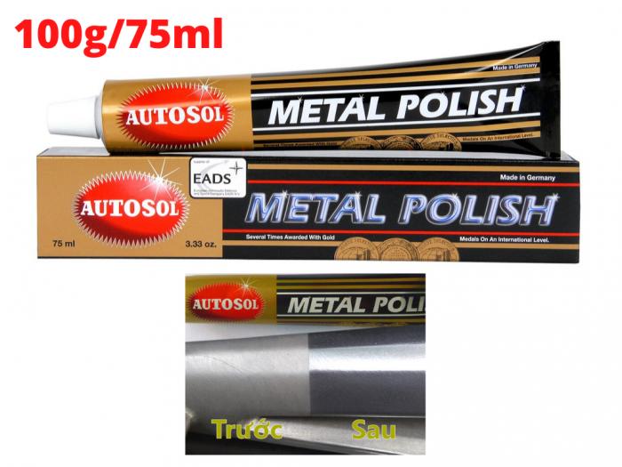 Kem Đánh Bóng Kim Loại Made In Germany Autosol 100g/75ml - Amig1005