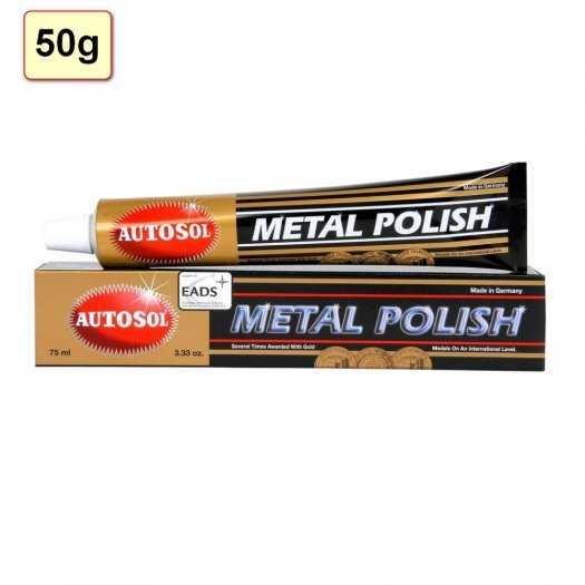 Kem Đánh Bóng Làm Sáng Kim Loại Made In Germany Autosol 50g - AMIG50