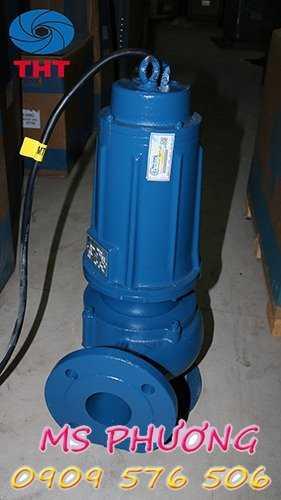 Bán máy bơm chìm nước thải công nghiệp Pentax giá tốt2