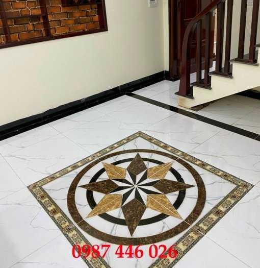 Gạch thảm sàn trang trí sảnh,lát nền phòng khách HP1007