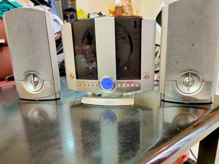 Dàn máy CD mini GPX HM3817DT .5
