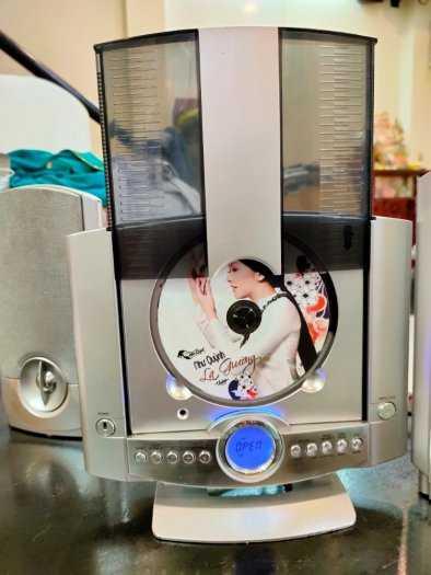 Dàn máy CD mini GPX HM3817DT .1