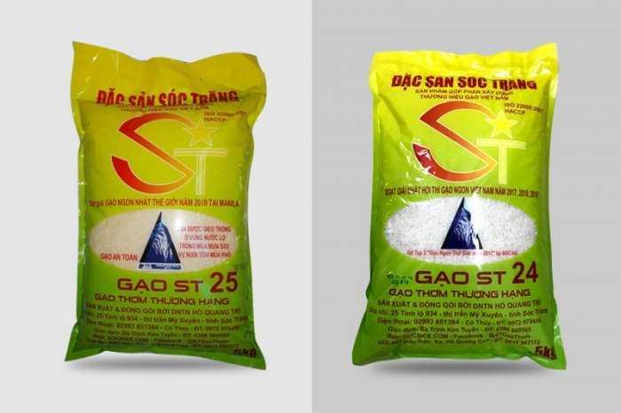 Bao đựng gạo, bao đựng đường, bao bột mì 10kg, 25kg, 50kg có in và không in0