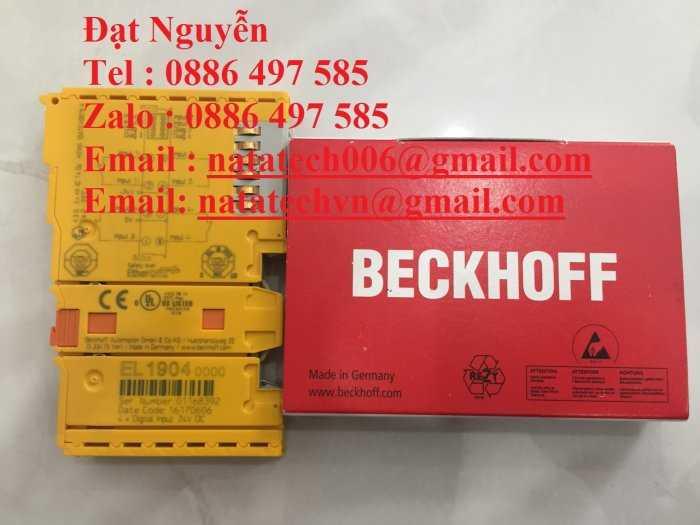 EL1904 , Beckhoff, Mô đun3