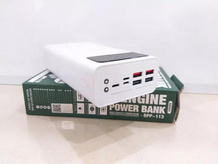 Pin dự phòng REMAX 40.000MAH RPP-113 chính hãng5