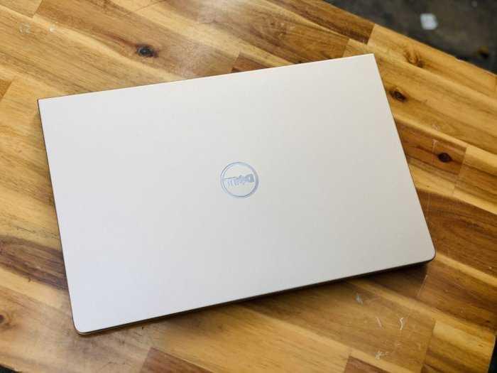 Laptop Dell Vostro 5568, i5 7200U SSD128+500G Vga 940MX Đẹp Keng GOLD Ga2
